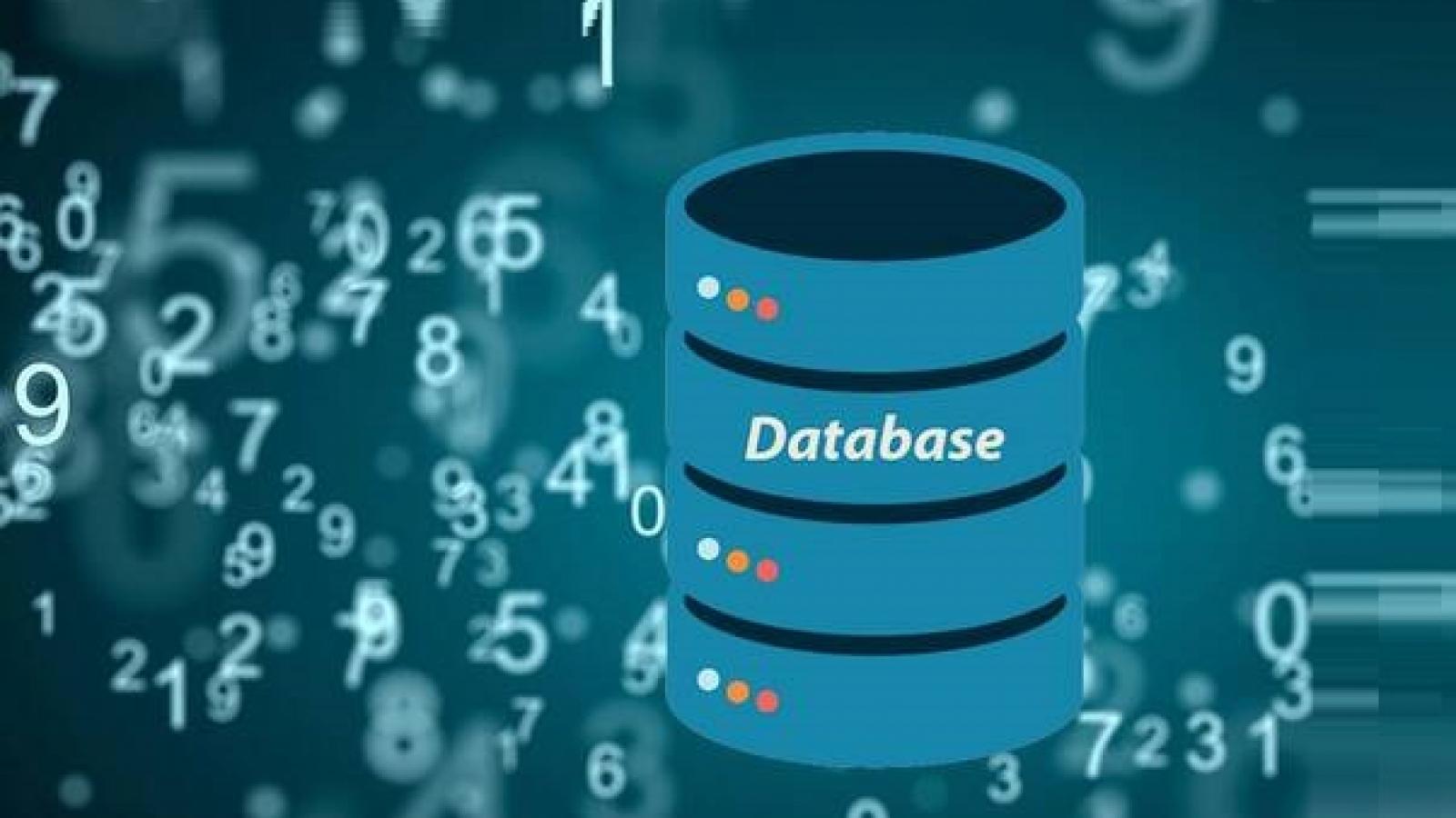 پایگاه داده بانک اطلاعاتی